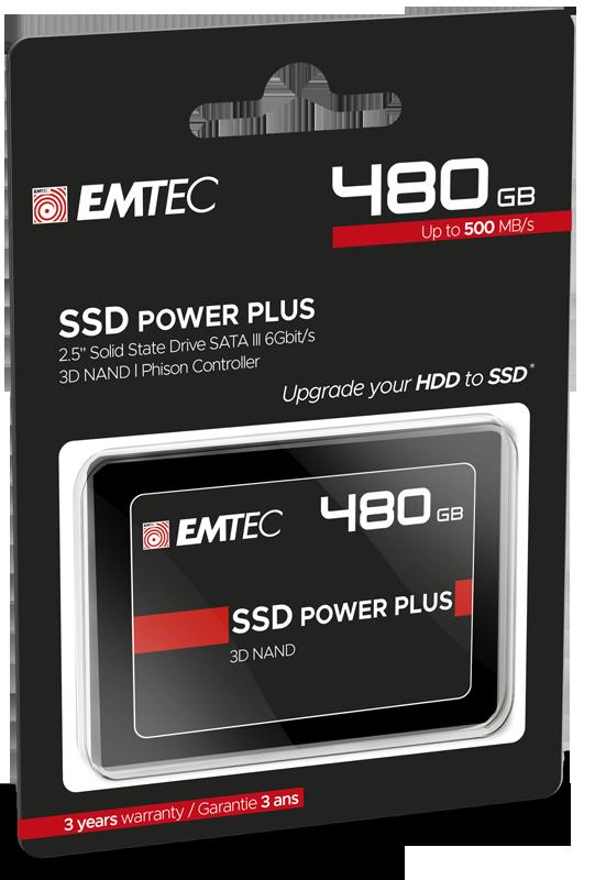 Emtec X150 480GB