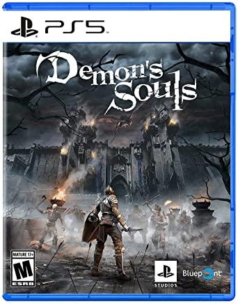 Demons Souls PS5
