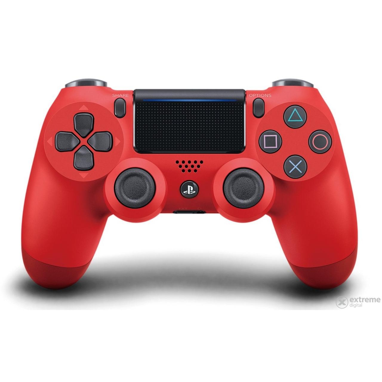 Playstation 4 Dualshock V2 Red